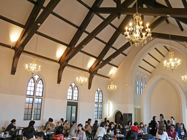 神戸 教会カフェ フロインドリーブ 本店 行ってみた