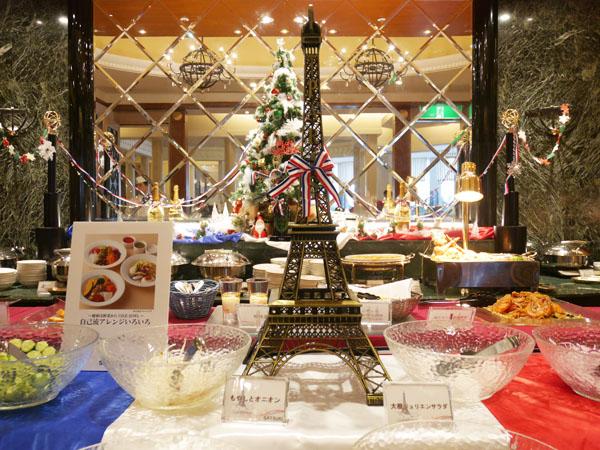 ホテルニューオータニ幕張 SATSUKI デリシャスビュッフェ〜フレンチクリスマス〜