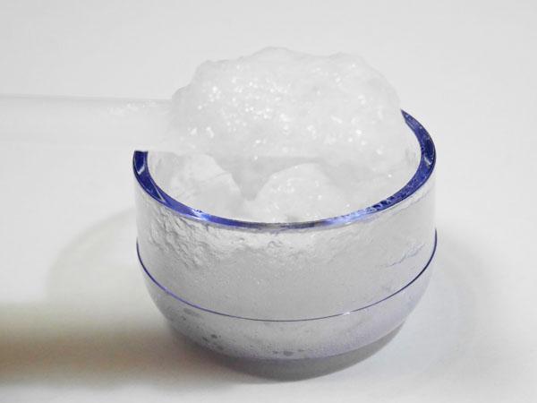 ドクターメディオン 炭酸パック スパオキシジェル 混ぜて作るパック