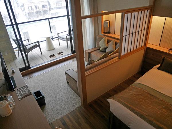 群馬 温泉ホテル みなかみホテルジュラク 宿泊レポート みずのね 部屋
