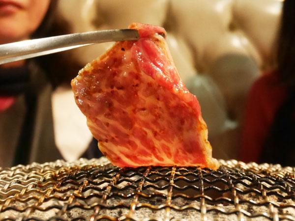 焼肉 日本橋 金山商店 行ってみた レポート 焼きすき 上もも