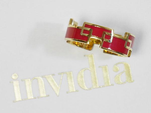 invidia (インヴィディア)指輪「リング レクタングル(W)」購入 店舗