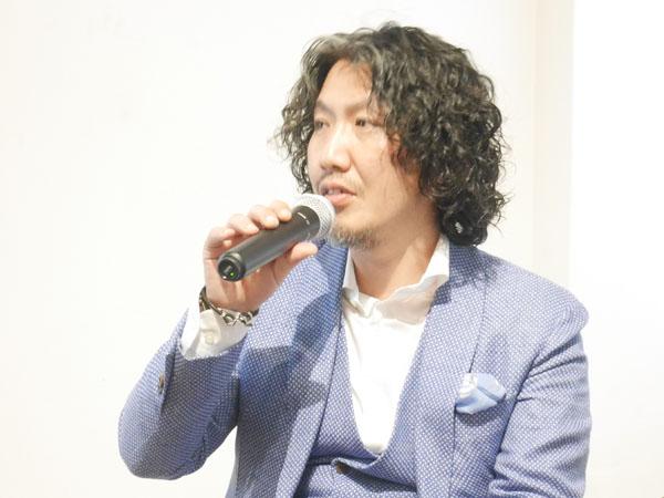 OSAJI(オサジ) ブランド開発者 茂田正和さん