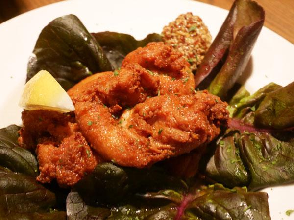 代官山・恵比寿 糖質制限レストラン ニコキッチン 自家製鶏からあげ