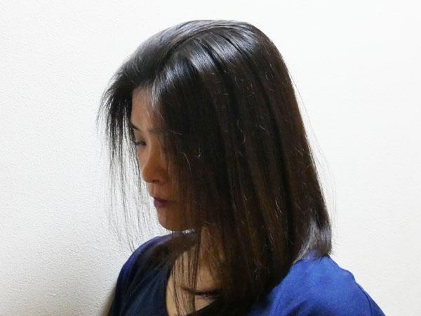 美髪サロン RESALON ホームケア 効果 仕上がり写真