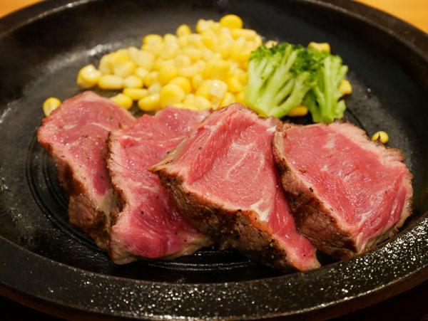 洋食大野亭 シャポー市川駅店 厚切りグリルステーキ