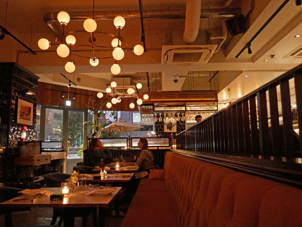 恵比寿CAFE GITANE(カフェ ジタン)雰囲気