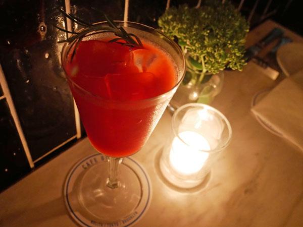 恵比寿 CAFE GITANE(カフェ ジタン)ノンアルコールカクテル