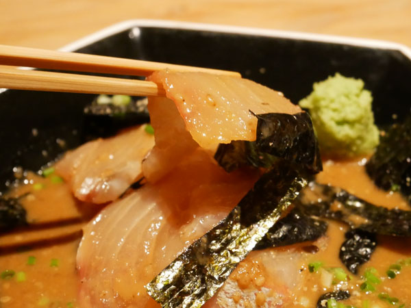 渋谷で博多串焼き・野菜巻き串「どげんね」ごまかんぱち