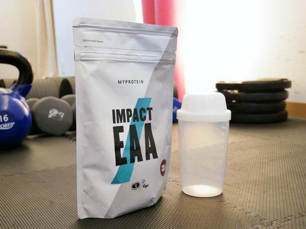 トレーニング アミノ酸 BCAA EAA マイプロテイン お気に入りフレーバー