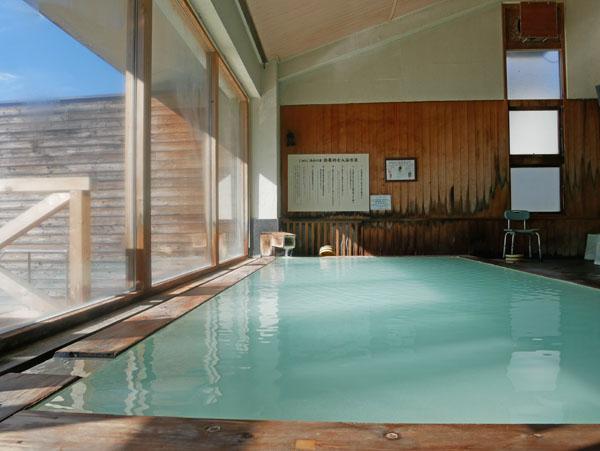 万座温泉 万座ホテル聚楽 温泉 雲海の湯