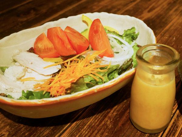 高田馬場 焼き鳥・水炊き さいたどう さいたどう旬菜サラダ