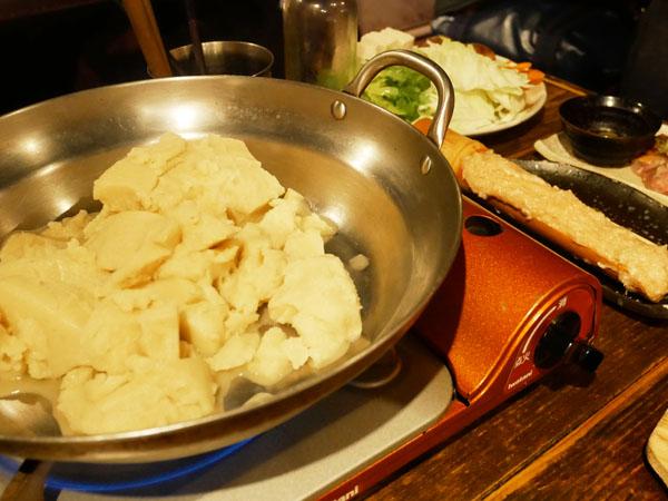 高田馬場 焼き鳥・水炊き さいたどう 水炊き鍋