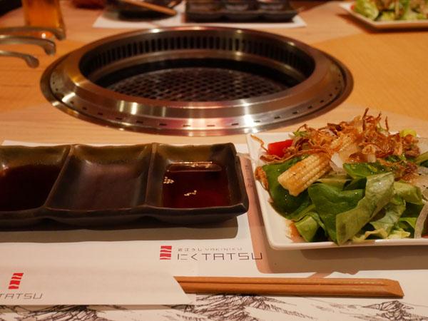 近江うし焼肉 にくTATSU銀座店 ブログ レポート