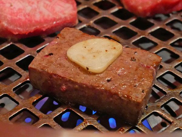 近江うし焼肉 にくTATSU銀座店 厚切りレバー ブログ レポート