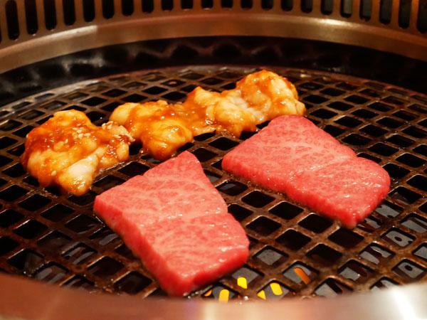 近江うし焼肉 にくTATSU銀座店 近江牛盛り合わせ ブログ レポート