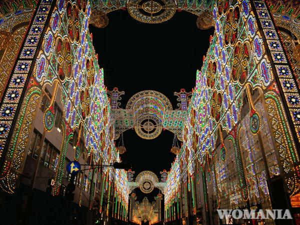 神戸 ルミナリエ イルミネーション ブログ レポート