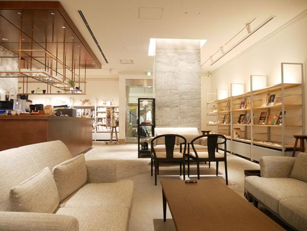 神戸市立博物館 カフェ TOOTH TOOTH凸凹茶房 ミュージアムショップ併設