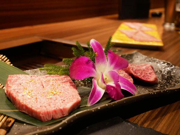 新宿 焼肉 ブルズ Bullsスペシャルコース 和牛ハラミ シャトーブリアン