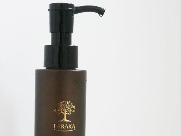 BARAKA(バラカ)ハス花 ダブルウォータークレンジング 朝の洗顔にも使える