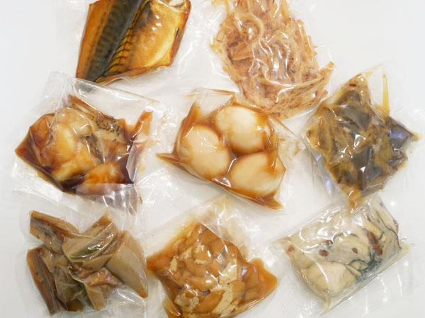 銀座名店のお惣菜 お取り寄せ 魚勝オールスターズ
