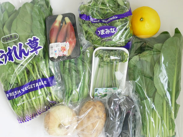期間限定スーパーTAJIMA 豊洲市場を助けたい!食材詰め合わせ 内容 野菜