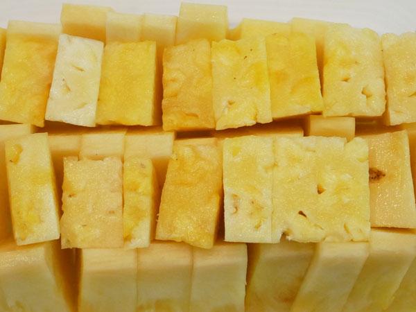 まつのベジタブルガーデン「農家さんお助け!野菜セット」パイナップル