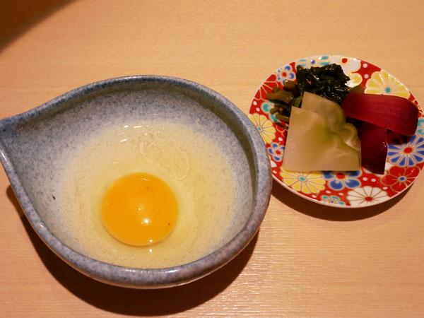 銀座 和食 結絆(ゆいな) 日本一の朝ごはん お漬物